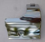Halbschale chrom matt für Zylinder Luftleiblech passend Simson KR51/1 SR4-2 und SR4-4. Neu
