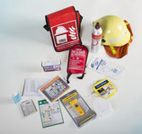Brandschutztasche für Haushalt, Auto, Wohnwagen, Boot und Camping.