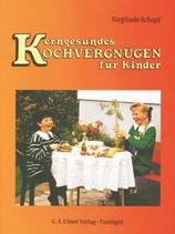 Kerngesundes Kochvergnügen für Kinder