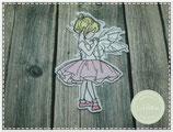 Applikation Ballerina XXL