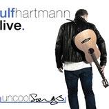 "Doppe- Live CD ""ulf hartmann live. - uncool.songs"""