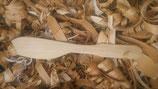 Buttermesser aus verschiedenen Hölzern