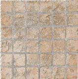 Mosaico 5x5 cm Rosato Maya Azteca