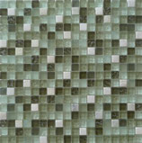 Mosaico Mix Green