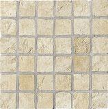 Mosaico 5x5 cm Avorio Maya Azteca