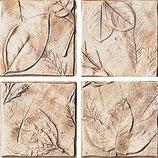 Decoro 10x10 cm Indaco Set Ceban