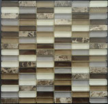 Mosaico Emperador 15x48