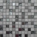 Mosaico Grey Metal