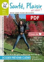 Santé Plaisir et vous ? N°001 (Version numérique - PDF)