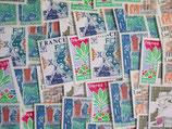Timbres de 1,50 franc (X50)