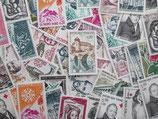 Timbres de 20 centimes de francs (X50)