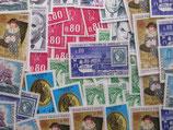 Timbres de 80 centimes de francs (X50)