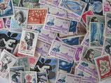 Timbres de 50 centimes de francs (X50)