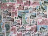 Timbres de 1,25 franc (X50)
