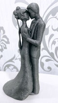 Grosse Handgefertigte Figur