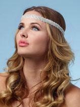 Haarband aus Strasssteinen