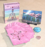 * Po8 Chakra Oracle Cards *