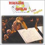 "CD ""Kreuz & Quer Live - Zugabe"""