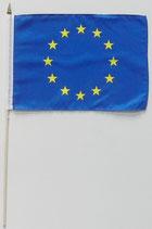 Euro Stockfahne
