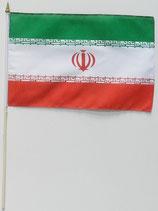 Iran Stockfahne