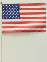 USA Stockfahne