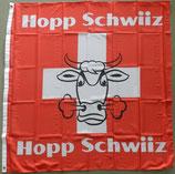 Hopp Schwiiz mit Stier