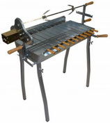 Holzkohlegrill Spiessgrill Churrasco 70 ECO II