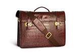 Bossner Briefcase L Braun