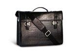 Bossner Briefcase L Schwarz