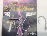 EXCALIBUR AMI SILVER N°3/0 SPECIALE VIVO