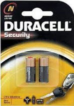 Duracell Security N size 2 pack