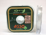 ASSO CLUBS 0.22mm - 25mt