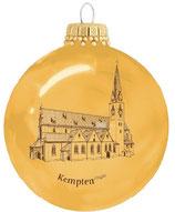 """Christbaumkugel """"St. Mang-Kirche"""""""