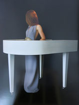 "Sanja Zdrnja - ""Playing with an empty piano"""