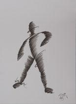"""Mario Paukovic - """"Zeichnung #4"""""""