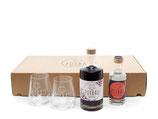 Geschenkbox Waldbeere & Gin
