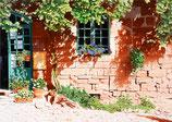 Collonges-la-Rouge. LAN01_Papier
