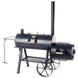 "Joe´s BBQ Smoker 16""Reverse Flow"""