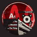 Sinister Souls & Balkansky & Dean Rodell – Subland EP