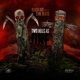 Various – Black Hoe Meets Evil Beats - Two Hells As One