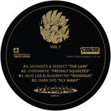 Various - Dope On Plastic Vol.01
