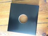 "Black Cardboard Cover for vinyl 12"" / LP - Pack of 5"