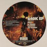 Eye-D / DJ Hidden / Ancronix / Kid Entropy – 640K EP