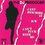 The DJ Producer – Cant Describe It B/W Can't Fuck With Me