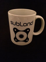 Subland - LTD Mug - white