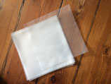 "PE Outer sleeve for 12"" / LP - clear - Pack of 20"