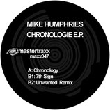 Mike Humphries – Chronologie EP