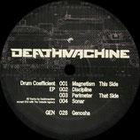Deathmachine – Drum Coefficient EP