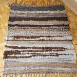 Teppich aus Alpakawolle
