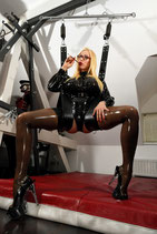 Online / by telephone domina training 1 hour / 1 topic